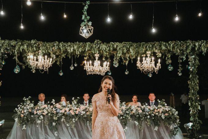 Sisca & Bob Wedding at Sofitel Nusa Dua - Bali by ILUMINEN - 037