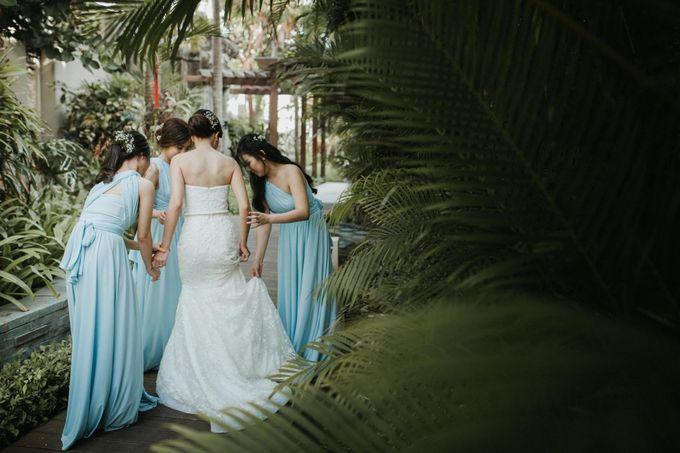 Sisca & Bob Wedding at Sofitel Nusa Dua - Bali by ILUMINEN - 019