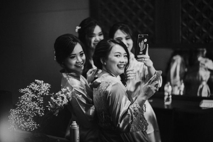 Sisca & Bob Wedding at Sofitel Nusa Dua - Bali by ILUMINEN - 006