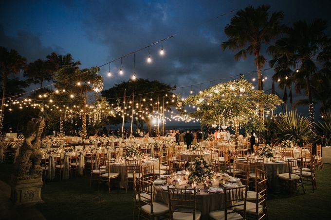 Sisca & Bob Wedding at Sofitel Nusa Dua - Bali by ILUMINEN - 031