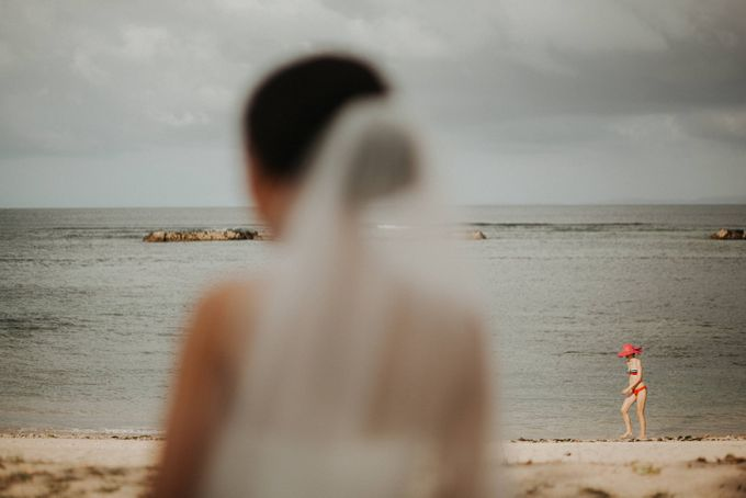 Sisca & Bob Wedding at Sofitel Nusa Dua - Bali by ILUMINEN - 027