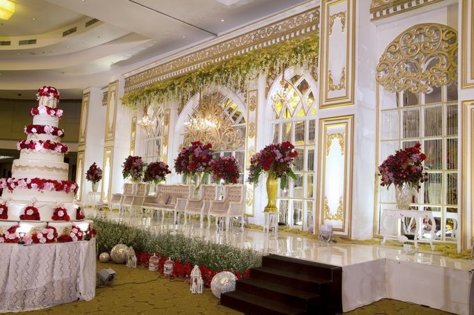 Wedding of Rendy & Fransisca by The Palms Ballroom - 001
