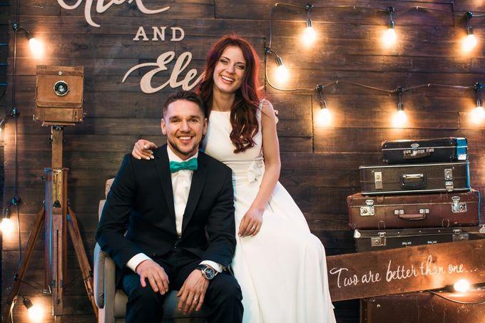 Tiffany Wedding by Caramel Events - 026