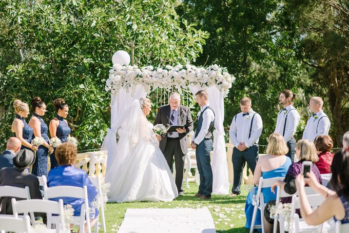 Barossa Valley Wedding by AKIphotograph - 022