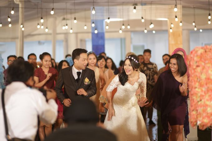 Jeffrey & Gavy The Wedding by Dream High Music Entertainment - 010