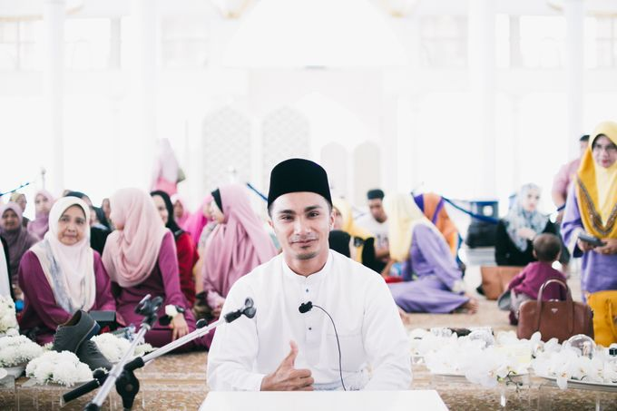 The Solemnization of Alya and Amir by Hanif Fazalul Photography & Cinematography - 008