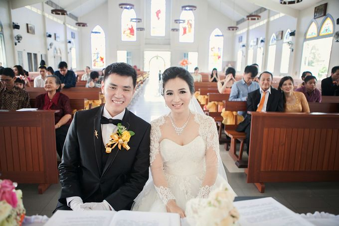 Wong & Devy - Wedding Day by HD Photography - 025