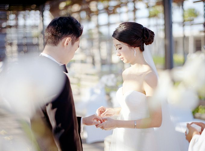 A very personal wedding by Nathan Wu Photography - 032