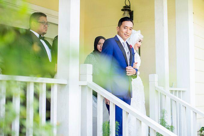 Afiq & Teyka - Groom Reception by Cubic Foto by PlainPaperpaint Production - 039