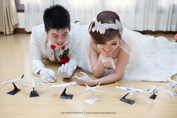 Fery & Nova - Wedding Day by HD Photography - 018