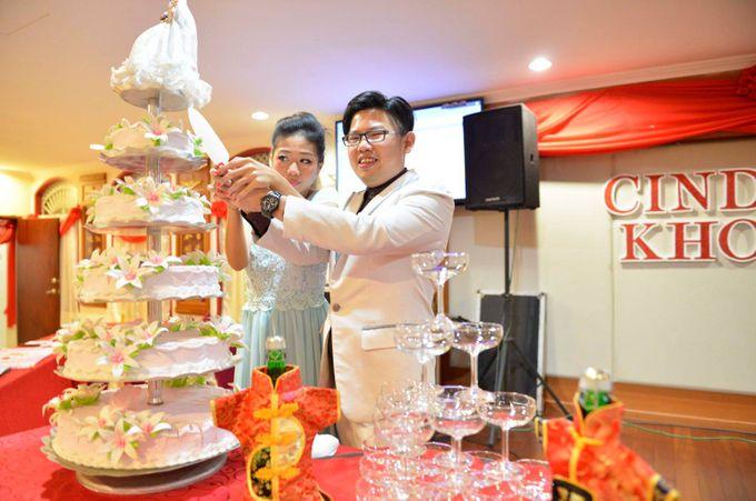 Cindy & Jason by Faith Wedding Event - 029