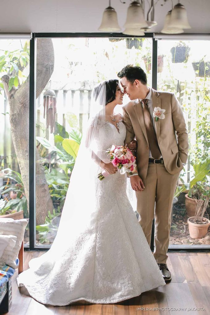 The One My Soul Loves | Kevin + Indy Wedding by Imperial Photography Jakarta - 026