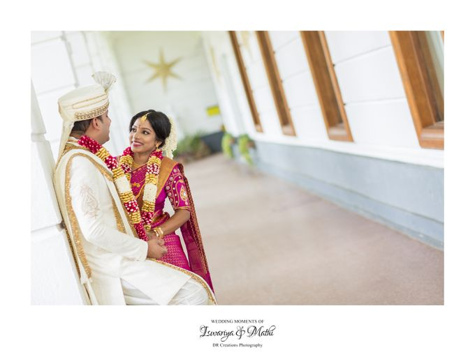 Wedding of Ishwariya & Mathi by DR Creations - 027