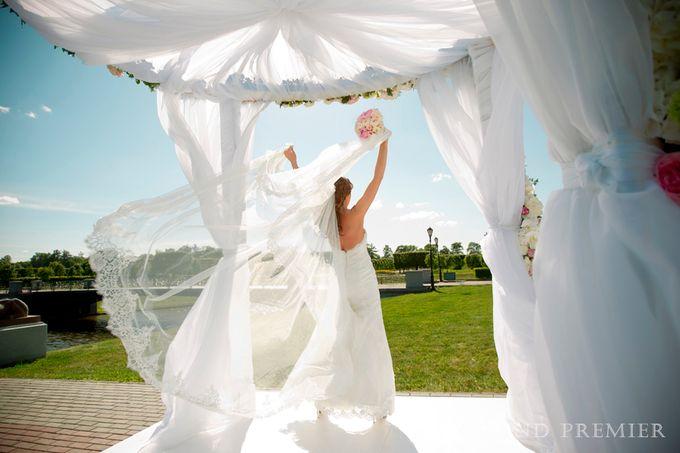 Wedding in the Konstantinovsky Palace by Grand Premier - 005