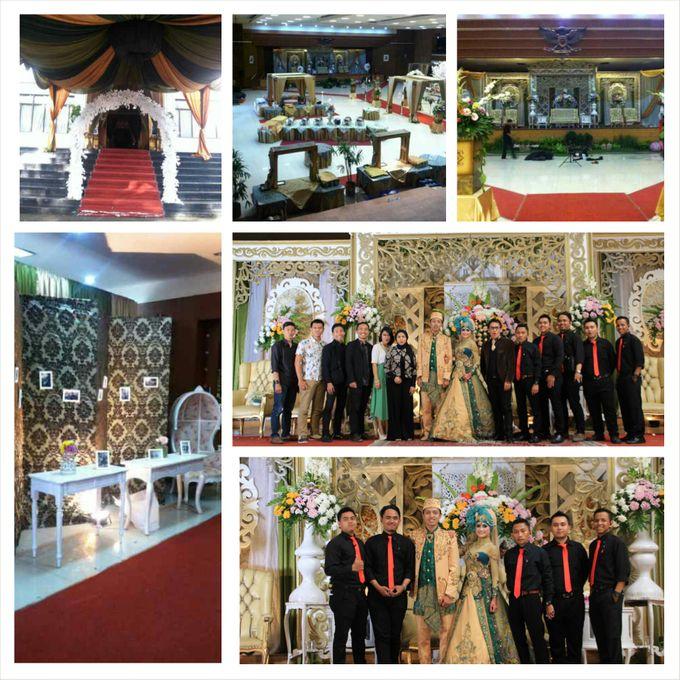 sheilla hazyah wedding day by Link Wedding Planner - 001