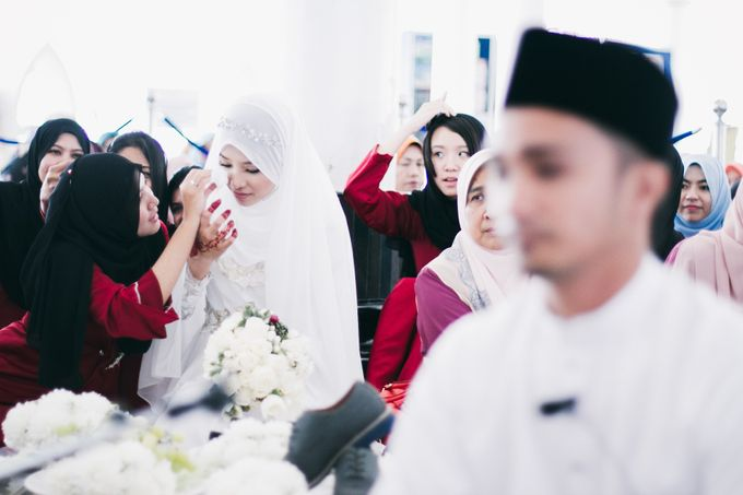 The Solemnization of Alya and Amir by Hanif Fazalul Photography & Cinematography - 009