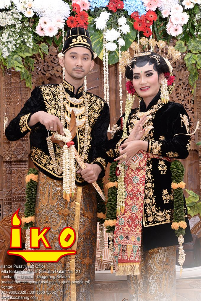 Rias & Busana IKO Catering by IKO Catering Service dan Paket Pernikahan - 021