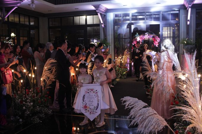 MC Wedding Intimate Suasana Restaurant Jakarta - Anthony Stevven by Anthony Stevven - 009