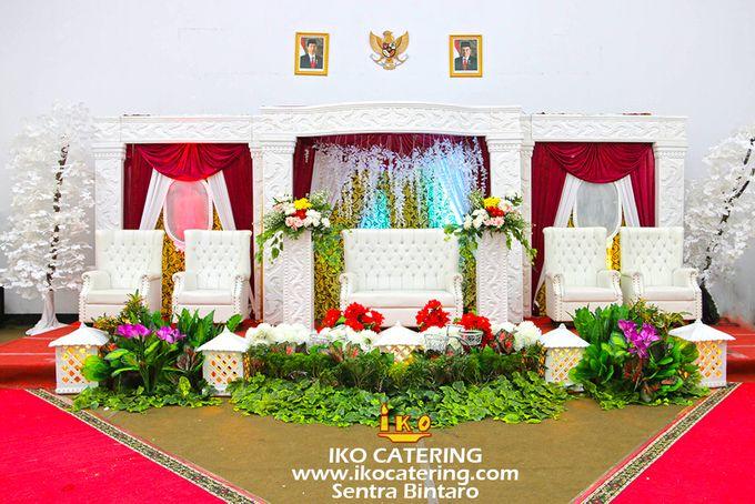 Dekorasi Pelaminan by IKO Catering Service dan Paket Pernikahan - 010