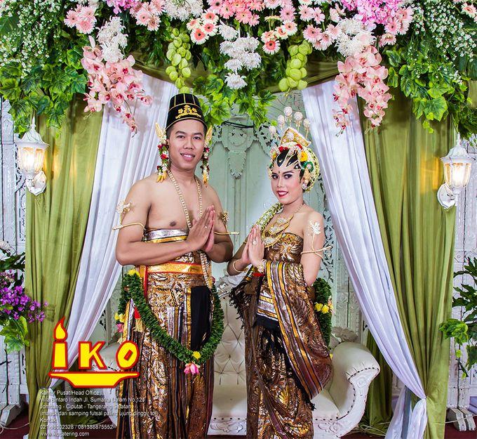 Rias & Busana Pengantin by IKO Catering Service dan Paket Pernikahan - 025