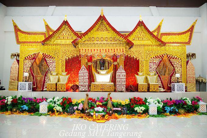 Dekorasi Pelaminan by IKO Catering Service dan Paket Pernikahan - 014
