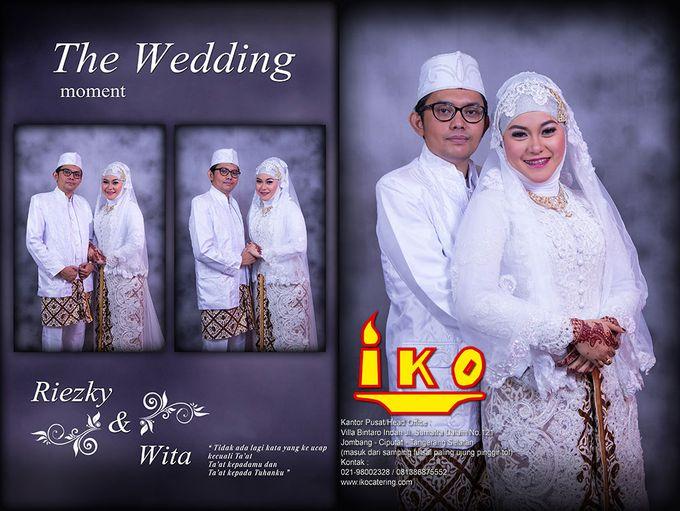 Rias & Busana Pengantin by IKO Catering Service dan Paket Pernikahan - 016