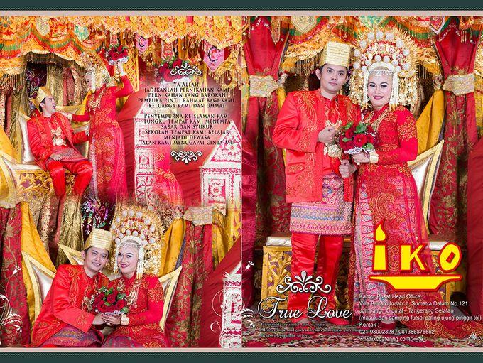Rias & Busana Pengantin by IKO Catering Service dan Paket Pernikahan - 017