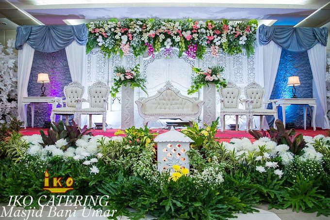 Dekorasi Pelaminan by IKO Catering Service dan Paket Pernikahan - 015