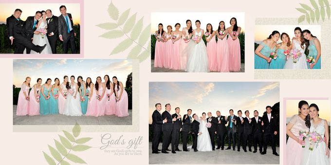 WEDDING PHOTO-VIDEO COVERAGE by CJC PHOTOGRAPHY ASIA CORPORATION - 015