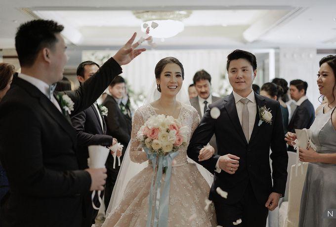 Felix & Hanna Wedding by Shangri-La Hotel - 029
