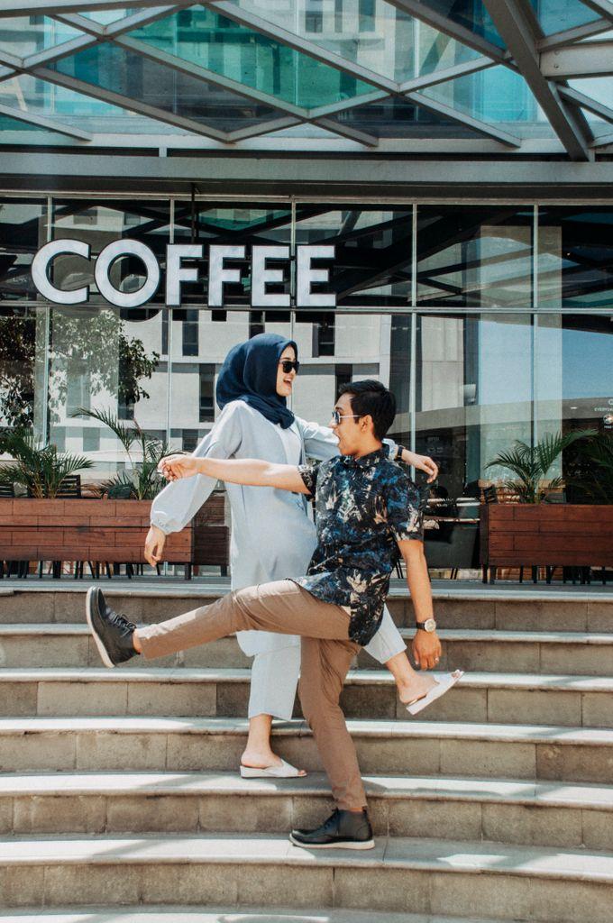 PREWEDDING NOVIE & KHAKIM by Fitara photography - 026