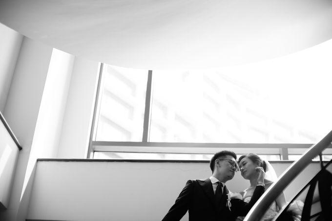 Leonard & Shieng Wedding by Casablanca Design - 028