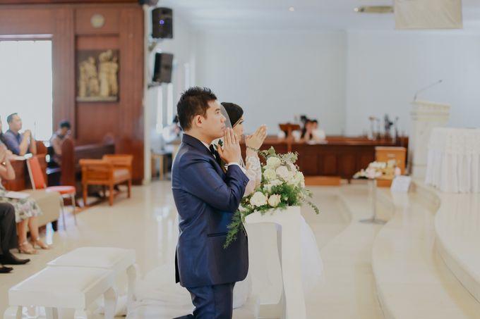 Wedding Hosana & Vina by Ananda Yoga Organizer - 026