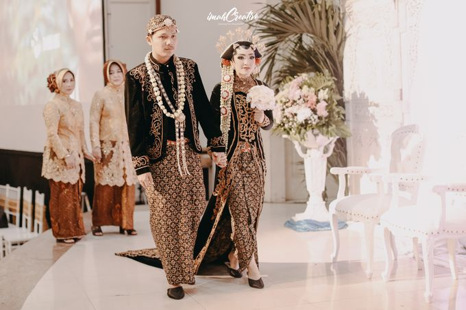 WEDDING RECEPTION OF ULFAH & DANAN by Imah Creative - 015