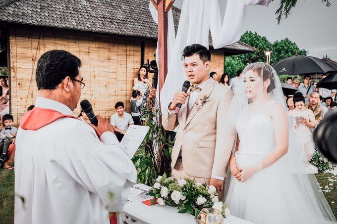 In Honor of Lucky & Mariska by Bali Becik Wedding - 028
