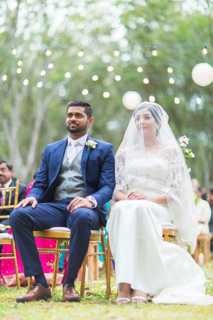 Wedding of Prabudhi & Thilina by DR Creations - 031