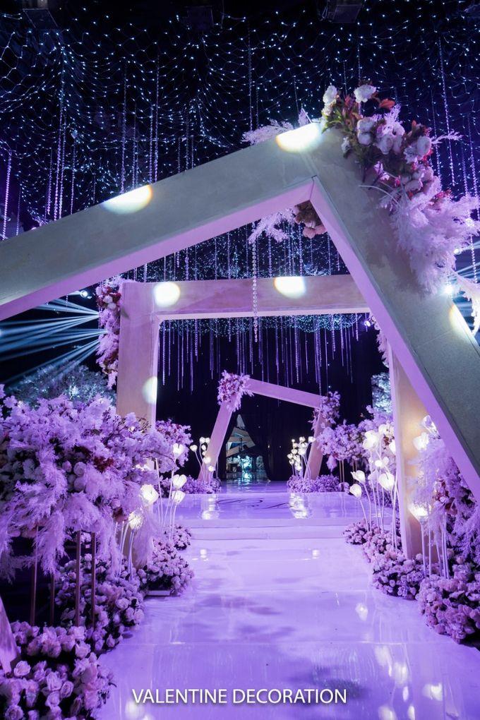 Jason & Devina Wedding Decoration by Valentine Wedding Decoration - 022