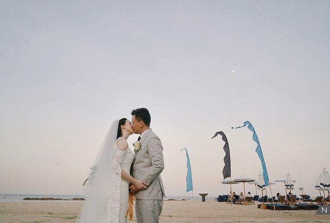 Johan & Finna Wedding by Sofitel Bali Nusa Dua Beach Resort - 028