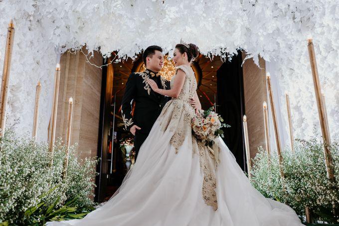 The Wedding of Leon & Audrey by Hotel Indonesia Kempinski Jakarta - 027