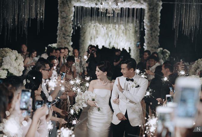 Dion Wiyoko & Fiona Wedding by Djampiro Band Bali - 028