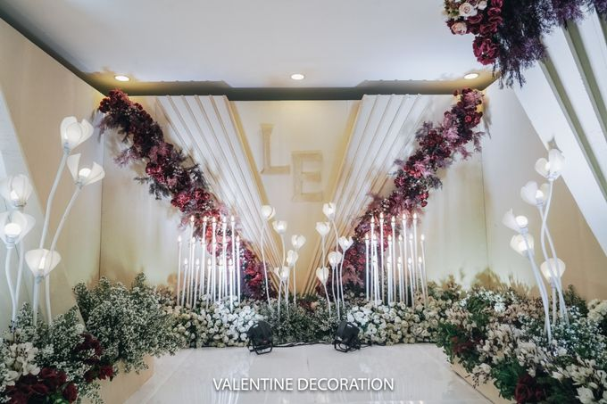 Ludwig & Eve Wedding Decoration by Andy Lee Gouw MC - 028