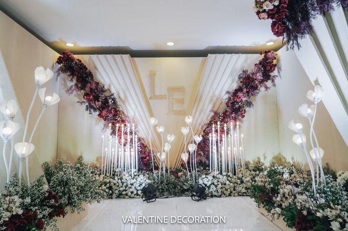 Ludwig & Eve Wedding Decoration by Valentine Wedding Decoration - 028