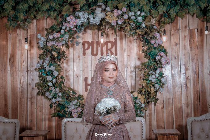 Wedding Of Putri & Habib by Rumah Makan Ponyo - 020