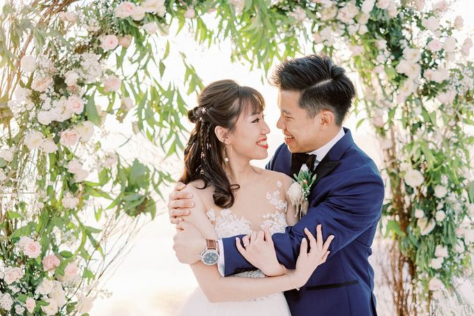 Wedding of Brian & Michelle by Nika di Bali - 028