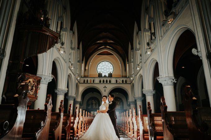 The Wedding of Prakarsa & Angel by V&Co Jewellery - 028