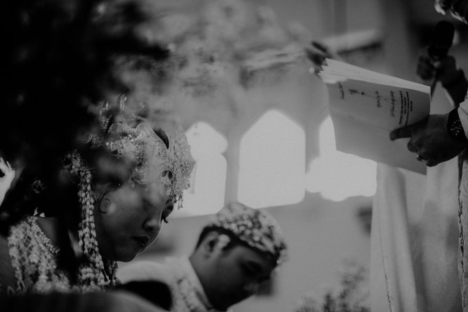 Bia & Dony Wedding by AKSA Creative - 028