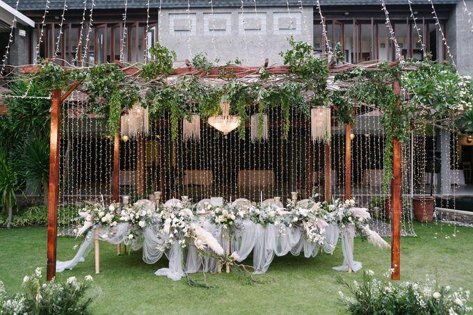 The Wedding of Johnsen & Fortunata by BDD Weddings Indonesia - 028