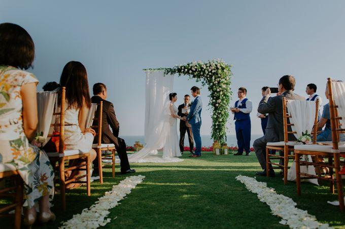 The Wedding of Ryoichi & Stephanie by BDD Weddings Indonesia - 023