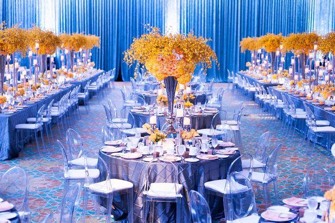 Weddings at Mandarin Oriental by Mandarin Oriental, Kuala Lumpur - 015