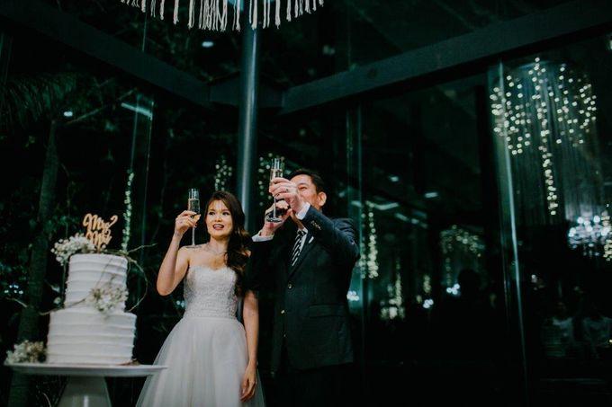 The Wedding of Larrie & Vivienne by BDD Weddings Indonesia - 028